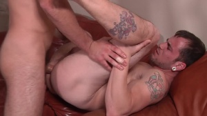 Not Brothers Yet - Jarec Wentworth and Jared Summers anal Love
