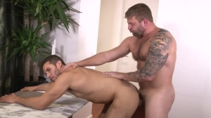 Straight dude gay Porn - Colby Jansen & Ricky Decker ass Hump
