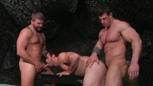 travel Of Duty - Zeb Atlas, Colby Jansen ass Hook up