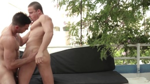 men In Ibiza - Paddy O'Brian, Tony Gys anal sex