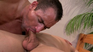 Being fellows About It - Dylan Roberts with John Jockson butthole nail