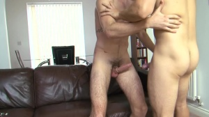 Secret Diary Of An Escort - Gabriel Clark and Woody Fox butthole Hump
