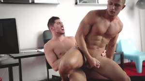 The Cleaner - Leo Domenico with Dato Foland butthole Love