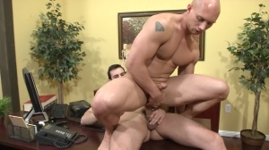 smutty Chiropractor - Phenix Saint, John Magnum butthole Hook up