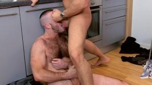 Lock, Stock And rod - Paul Walker with Justin King butt Love