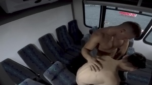 men In Public 28 - Bus plow - oral sex Hook up