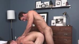 Brandon & Kristian: raw - anal enjoyment