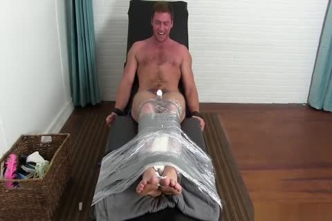 Connor Maguire nasty And Ticklish