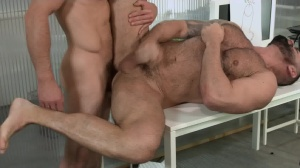 Defiance - Paddy O'Brian and Victor D'Angelo ass Hook up