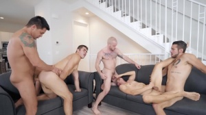 The Longest Erection Of My Life - Dante Colle, Colton Grey butthole Hook up