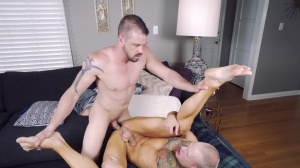 The Cookout - Brett Lake and Darin Silvers ass poke