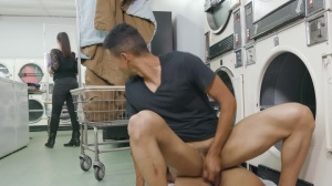 males In Public 35: Fluff N Fold - Bar Lovemaking