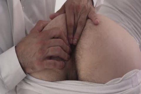 lascivious Missionary lad gets His anal pounded bare By Priest