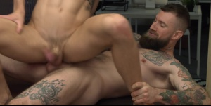 Putting The wazoo In Assistant: - Troy Daniels and Drew Dixon anal Nail