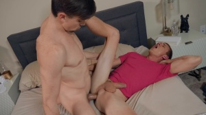 Domestic Bliss - Jack Hunter and Zane Anders butthole pound
