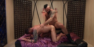 Art Of Domination - Jessy Ares with Tyler Berg pooper pound