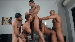 By Invitation merely - William Seed, Ryan pounds anal job