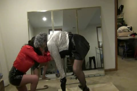 Bent-Over, bound, Gagged, And slammed By StephanieLorain