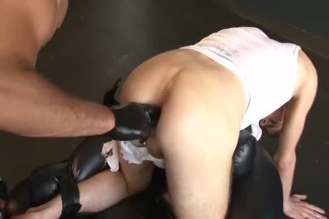 Daddy And His lad poke hardcore And With Discipline