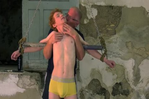 Skinny Redhead Sub Avery Monroe Tormented And Whipped