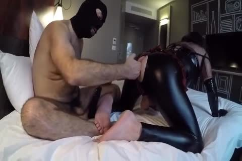 long Barefoot butthole Play