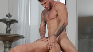 butthole Ninja - William Seed with Calvin Banks American Hook up