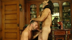The Rental abode - Diego Sans & Colby Tucker American Hump