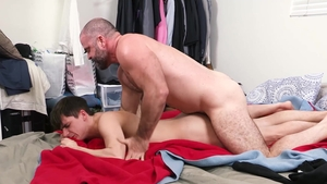FamilyDick.com: Tight Kory Houston & Bishop Angus