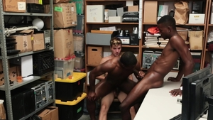 YoungPerps: Buddy Wild and Dublin Grey punishment