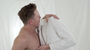 MissionaryBoys.com: Elder Solano hard moaning sex tape