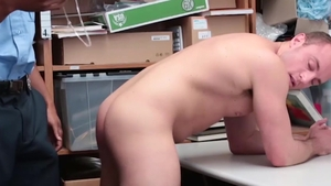 YoungPerps - Jacob Durham in panties with Charles King