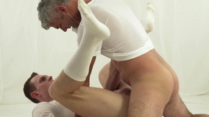 MissionaryBoys.com - Thick President Oaks swallow