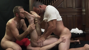 MissionaryBoys.com - President Lewis penetration video