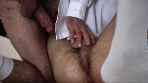 MissionaryBoys - Friend Brother Calhoun first time spitting