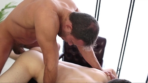 MissionaryBoys - Elder Foster submissive stretching scene