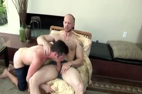 Daddy's lad - John Magnum And Chase Yang