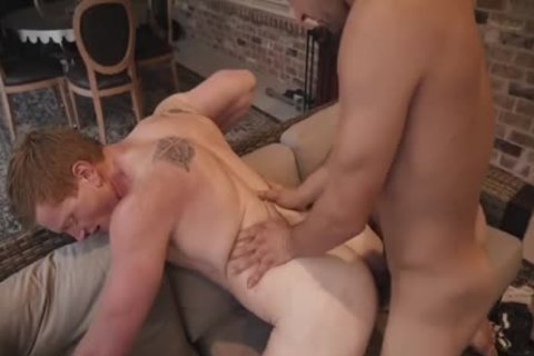 Johnny Got Gingered With Johnny Rapid & Kyle Connors