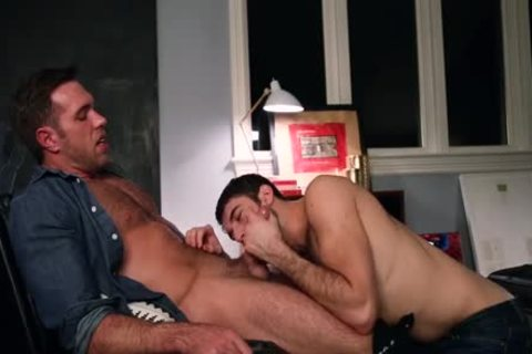 Tegan Zayne And Alex Mecum.