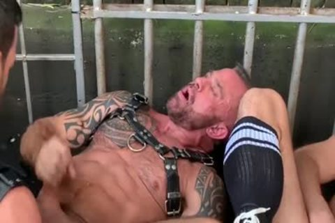 Leather Gear bunch bang