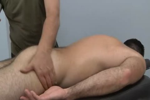 Berke Banks Massaged L