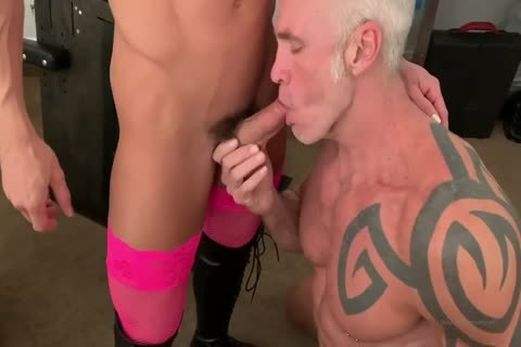 Dallas Steele And Sir Jet