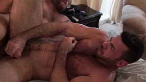 IconMale.com: DILF Billy Santoro impressed by Colby Jansen