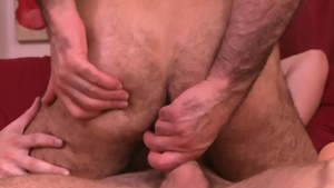 Icon Male: Adam Russo with Calvin Banks anal sex