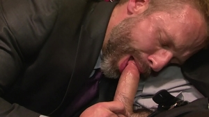 IconMale.com: Dirk Caber in tandem with Adam Russo hard sex