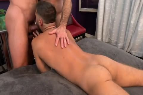 sexy 3some - Morgxn Thicke, Adam Russo & Jack Andy
