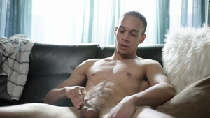 NextDoorStudios: Athletic Odin Strokes craving hard pounding