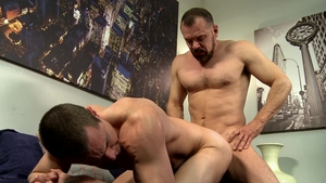 Men Over 30 - Gay Kacey Jones tease big penis