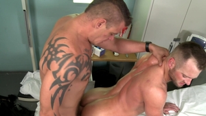 MenOver30 - Gay Jace Chambers nailed by Aiden Hart