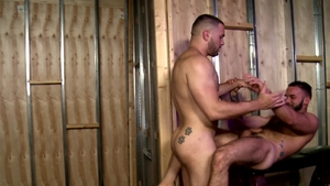 MenOver30 - Brunette Fernando Del Rio enjoying Julian Knowles