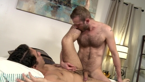 Pride Studios - Gay Chandler Scott jerking Dylan Drive